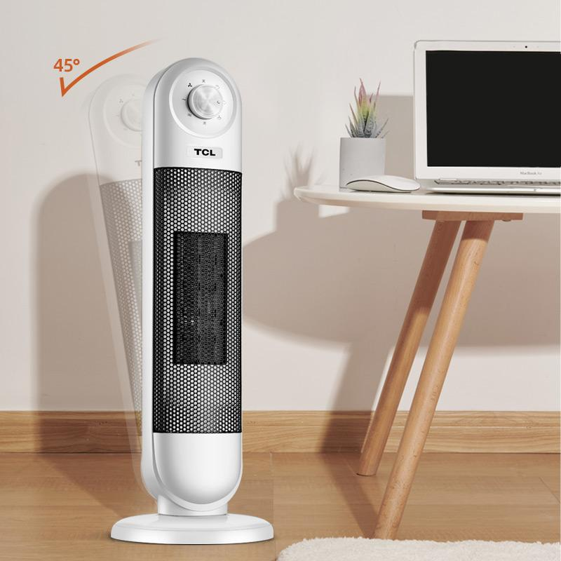 【TCL】 超薄中塔取暖器取暖器暖风机电暖器电暖气TN20-T20J