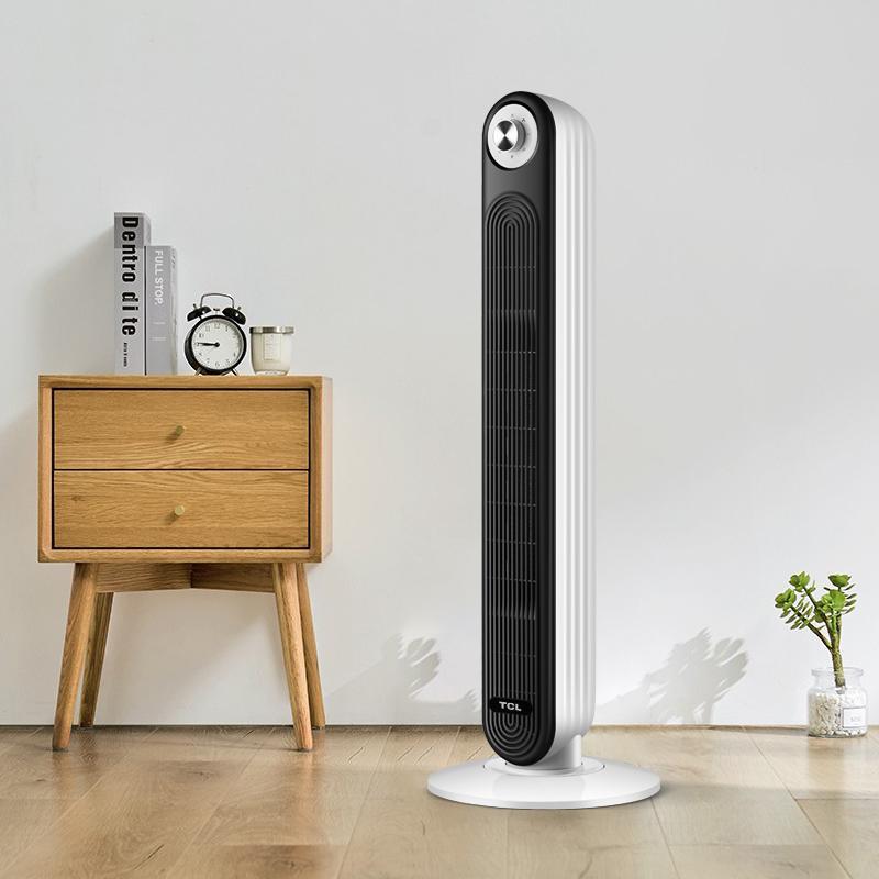 【TCL】取暖器暖风机机械广角取暖电器家用客厅卧室办公室立式摇头电暖器TN20-T22K